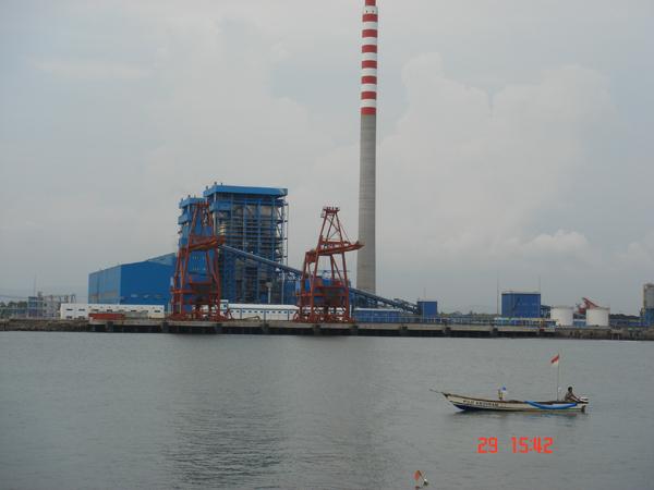 印尼煤矿自备电站