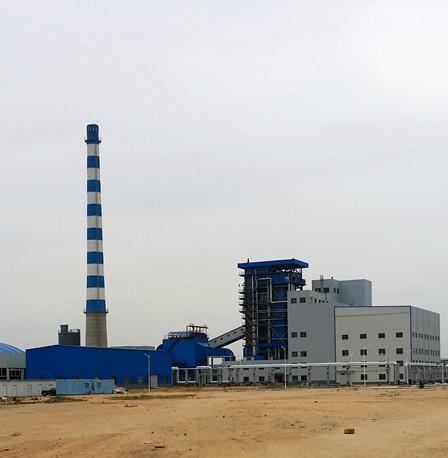 莱州市明阳热力有限公司热电工程
